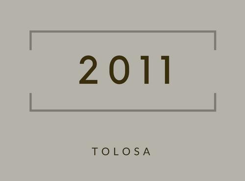 TOLOSA. 2011