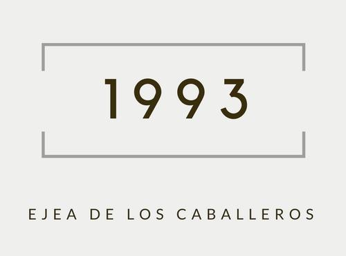 EJEA DE LOS CABALLEROS. 1993