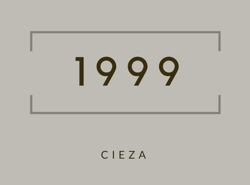 CIEZA. 1999